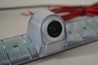 Einfach - Rückfahrkamera in 3. Bremsleuchte integriert